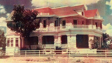 Miller - Hays Home: The home is now owned by Ann Hays.