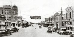Ballinger In The 1930's