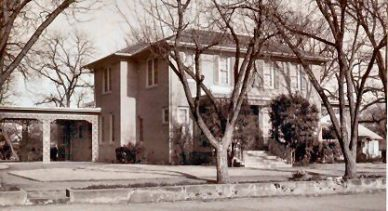 Currie - Clark Home