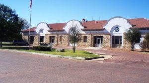 Our Offices are located in the Old Santa Fe Depot which is now the Ballinger City Hall